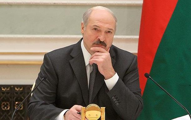 События в Украине подняли рейтинг Лукашенко