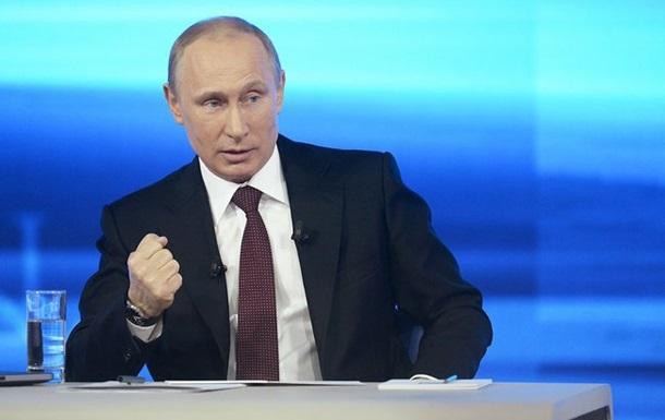 Российская либеральная площадка никогда не была сильной - Путин