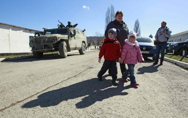 Около трех тысяч крымчан хотят переехать на материковую Украину - Минсоцполитики