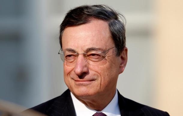 Самым высокооплачиваемым из руководителей институтов ЕС оказался глава ЕЦБ
