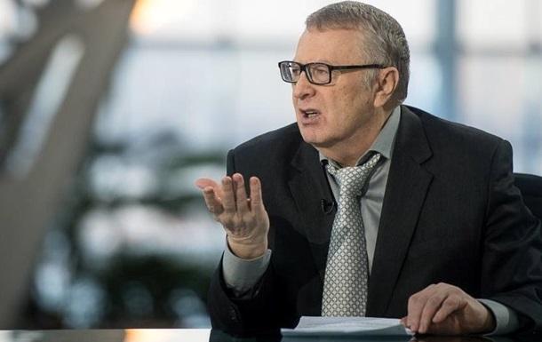 В Госдуме России осудили поведение Жириновского
