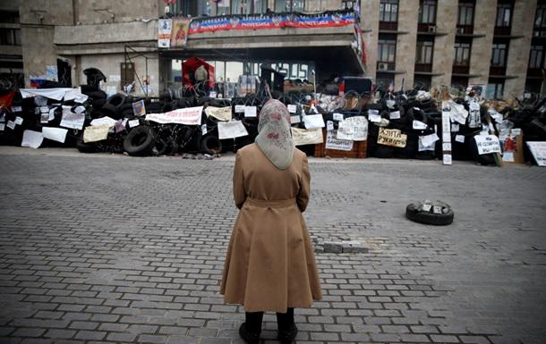 Эксперты видят в Донбассе предпосылки для вспышки гражданской войны