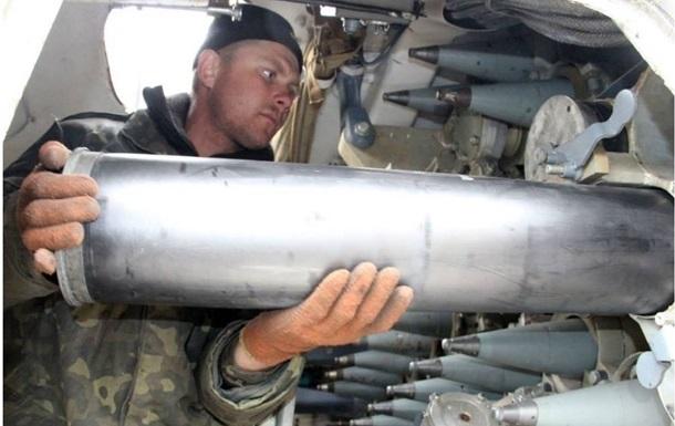 В Херсонской области пытались украсть боеприпасы воинской части