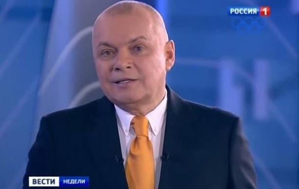 Дмитрий Киселев приехал в Крым поговорить о развитии медиапространства