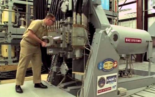 ВМС США готовятся к испытаниям рельсовой электромагнитной пушки