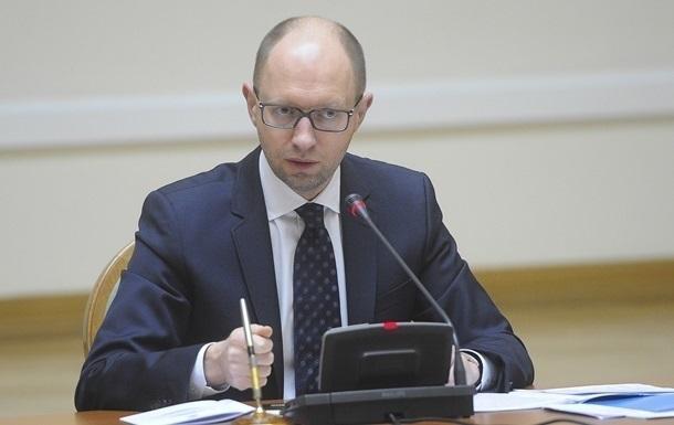 Яценюк встретился с миссией ОБСЕ
