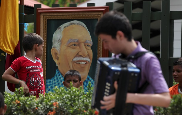Колумбия простилась с выдающимся писателем Габриэлем Гарсией Маркесом