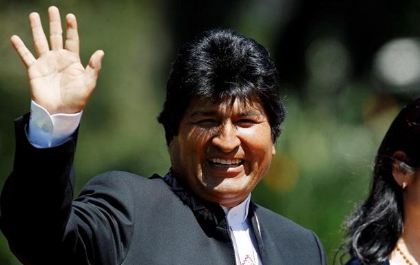 Президент Боливии приказал сбивать самолеты, перевозящие наркотики