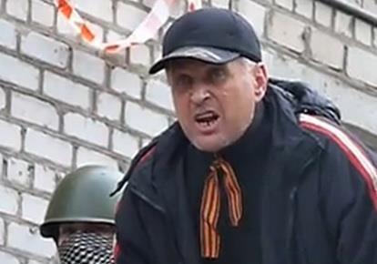 Сепаратисти Донбасу: Пономарьов – самопроголошений мер Слав'янська,  чи бандит?