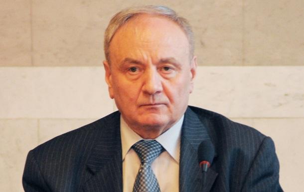 На президента Молдовы подали в суд