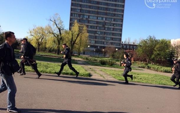 Аваков подтвердил освобождение Мариупольского горсовета