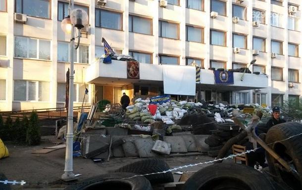 Самооборона Донбасса опровергла информацию об освобождении горсовета Мариуполя