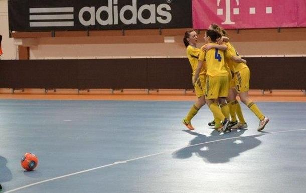 Українки перемогли збірну Угорщини
