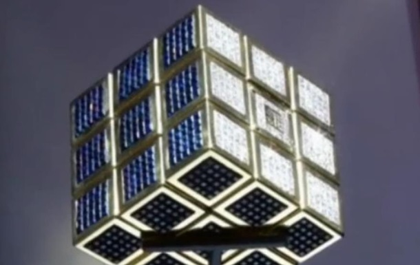 Легендарному кубику Рубика - 40 лет
