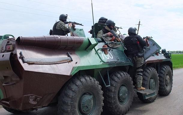 Подразделения из западной Украины не участвуют в операции на Донбассе – МВД