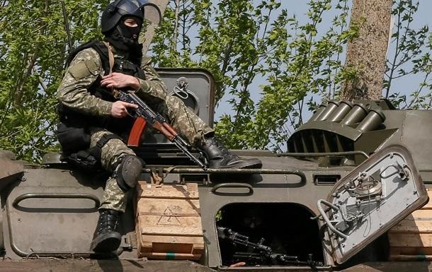 Продолжение антитеррористической операции на Донбассе не нарушает соглашения в Женеве - ЕС