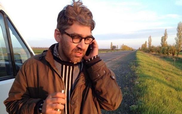 Освобожден исчезнувший в Славянске американский журналист
