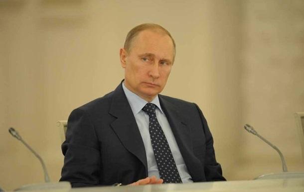 Путин попал в ТОП-100 самых влиятельных людей в мире по версии журнала Тайм