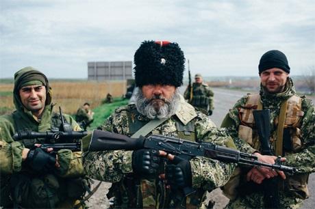 Cепаратисти Донбасу. Засланий козачок «Бабай»