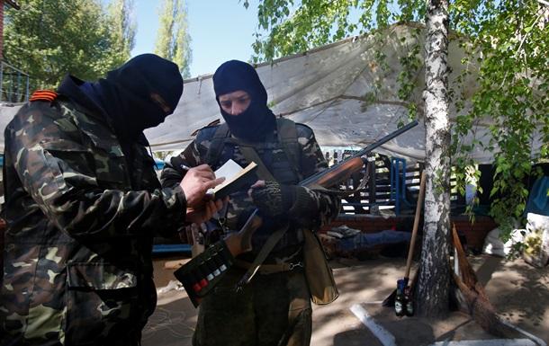 Ополченці Слов янська відмовилися відпустити спостерігачів ОБСЄ