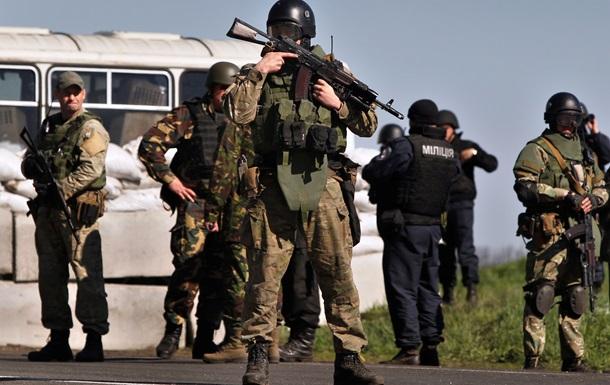 Для борьбы с ополченцами на Юго-Востоке вербуют грузинских националистов – СМИ