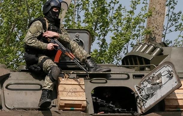 ОУН поддерживает проведение антитеррористической операции на востоке Украины