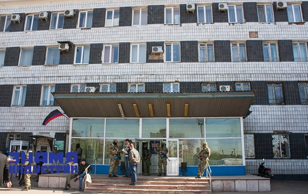 Милиция перешла на сторону ополчения Донбасса –  комендант  Константиновки