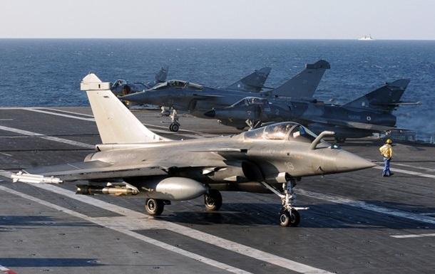 Четыре французских истребителя прибыли для учений на польскую базу