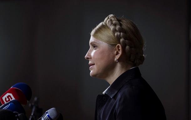 Тимошенко предложила Порошенко провести публичные дебаты
