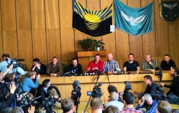 У Киева есть план по освобождению представителей ОБСЕ