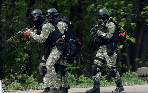 Военные эксперты просят парламент срочно предоставить силовикам разрешение на применение оружия против диверсантов