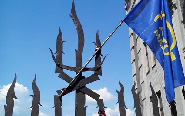 Турчинова в отставку: в Киеве собирается новый протест