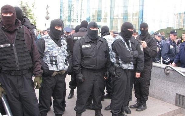 Милиция задержала двоих подозреваемых в организации беспорядков в Харькове