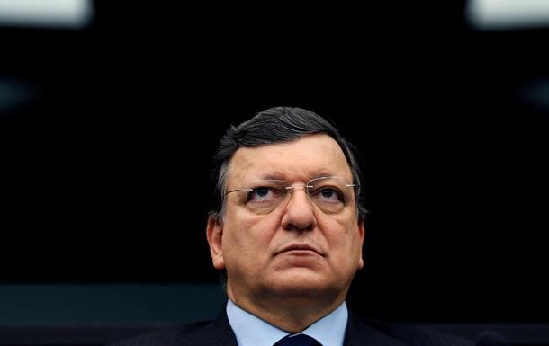 Баррозу: Реакция на события в Украине - дело всего мира