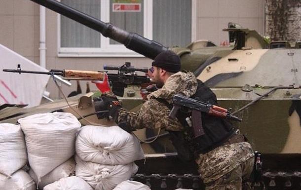 Украинская армия штурмует Славянск: видеоподборка