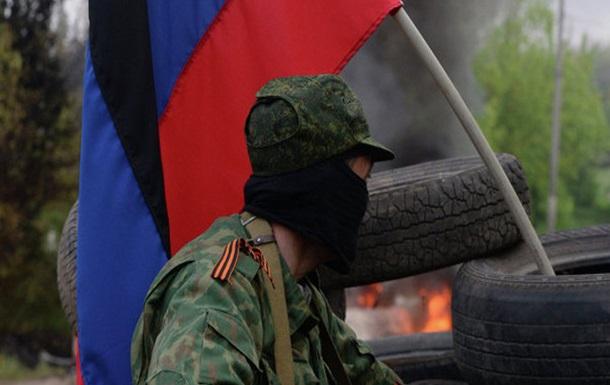 Самооборона Слов янська: Вогонь по місту тимчасово припинено