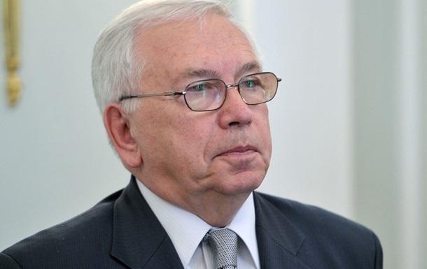 Спецпредставитель Кремля Лукин приземлился в Донецке - Тымчук