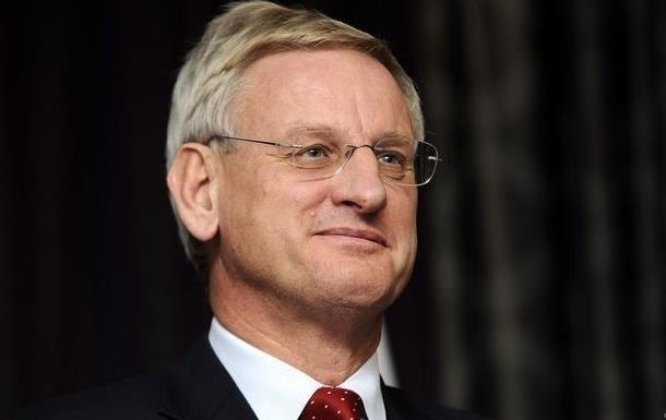 Министр иностранных дел Швеции Карл Бильдт высмеял позицию России