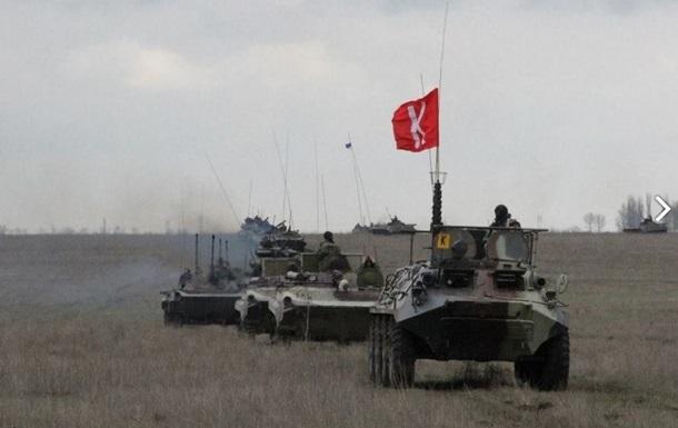 На полигоне  Север  пять тысяч военных отрабатывают боевое слаживание - Минобороны