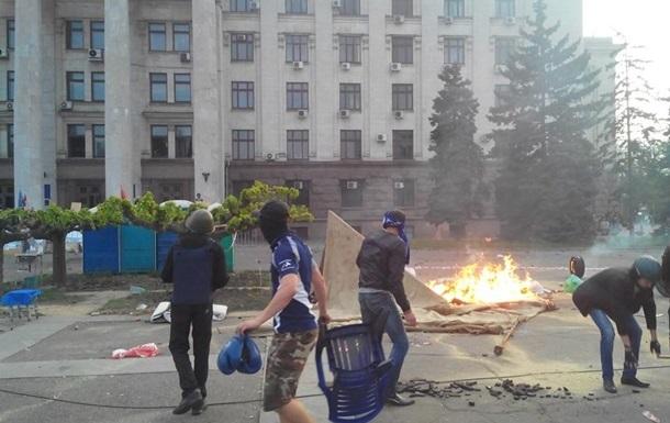 В больницах Одессы – более 160 пострадавших в ходе стычек, 2 человека скончались