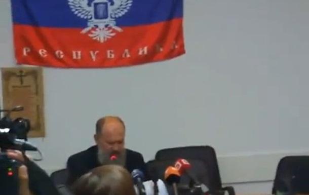 Донецкая республика решила раздать оружие своим бойцам