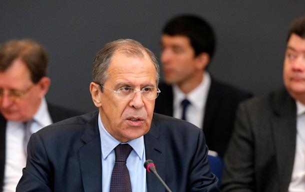 МИД России просит передать захваченных в Славянске военных специалистов стран ОБСЕ Лукину