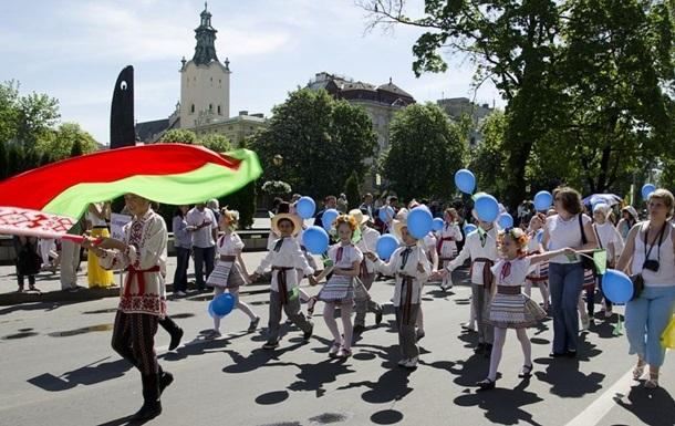В субботу во Львове состоится шествие за единство Украины