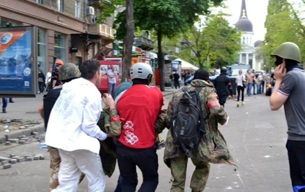 Во время столкновений в Одессе 37 человек погибли и 200 получили ранения - МВД