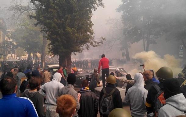 Среди участников массовых беспорядков и погибших в Одессе есть иностранцы