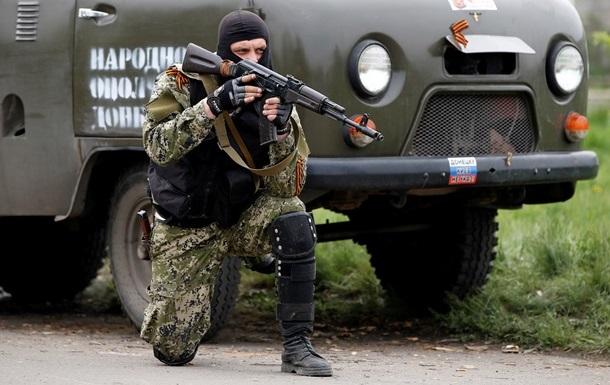 СБУ во время АТО задержала 40 диверсантов - СМИ