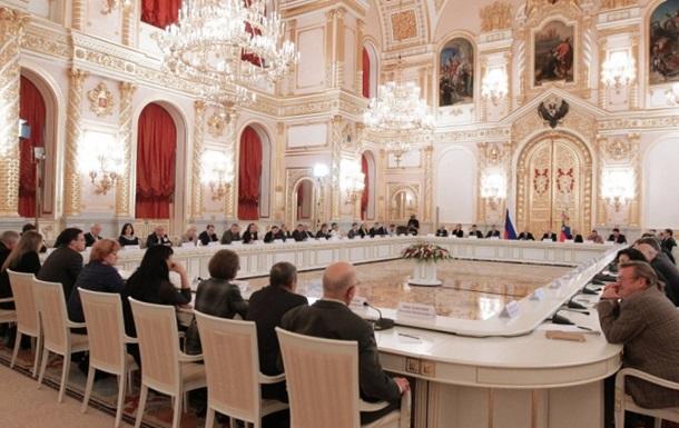 РФ призвала ООН и ОБСЕ организовать переговорный процесс в Украине