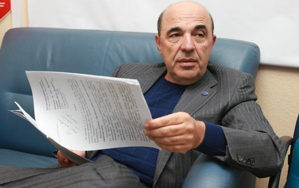 Корреспондент: «Тупість дорівнює зраді». Інтерв ю з кандидатом у президенти Вадимом Рабиновичем