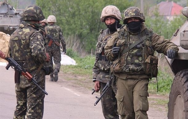 Рада разрешила присваивать статус участника боевых действий силовикам, задействованным в антитеррористической операции