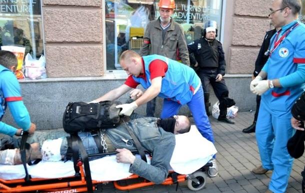В больницах Одессы остается 78 пострадавших во время беспорядков 2 мая
